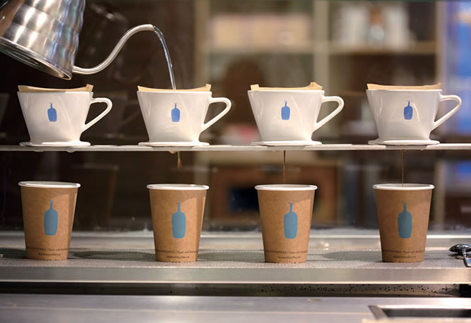 Blue Bottle Coffee NEWoMan