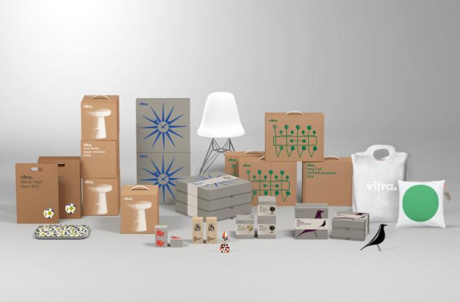 Vitraのパッケージデザインリニューアル
