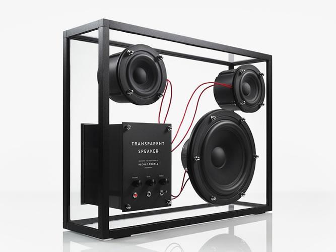 Transparent Speaker_001