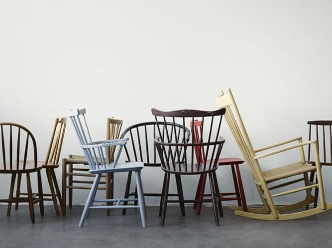 買いやすい価格の「デンマーク生協連」の椅子、上陸!