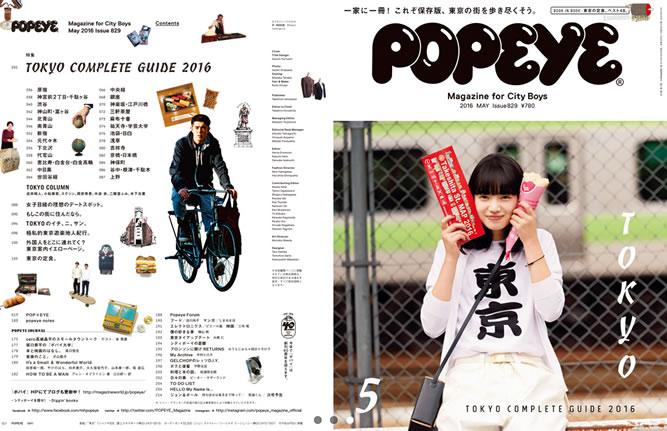 Popeye 829