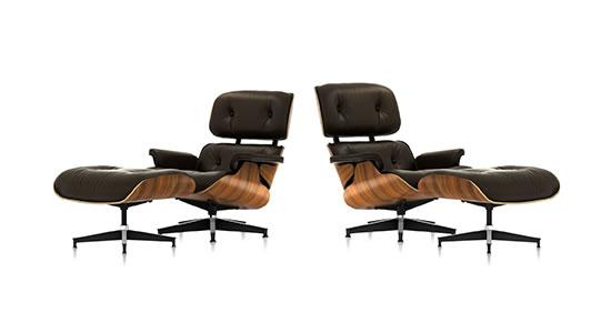 Eames Lounge Chair Tall 002