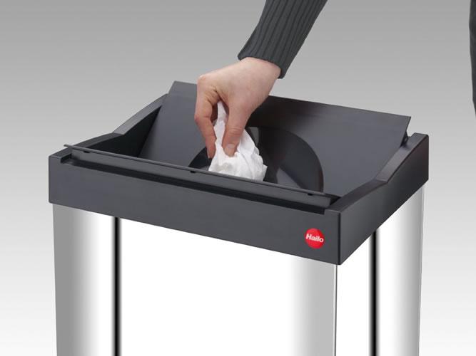 ドイツ製デザインごみ箱がタイムセール