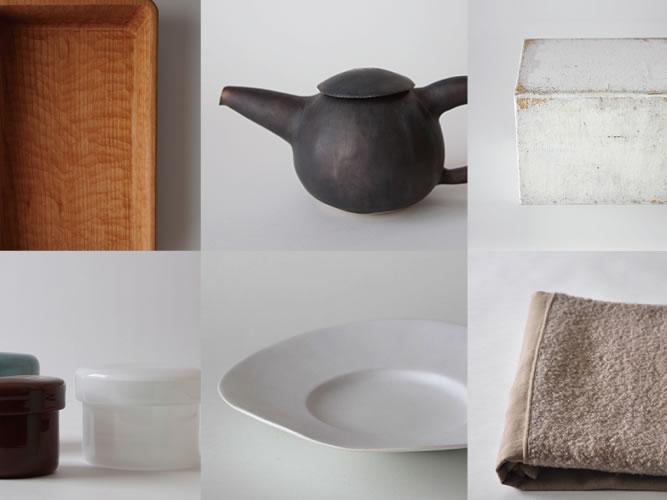 無印良品による辻和美、三谷龍二、安藤雅信らの作品100点のコレクション