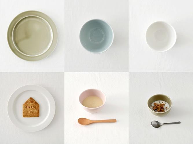 期間限定&ショップ限定!yumiko iihoshi porcelain(イイホシユミコ)のCHECK&STRIPEオリジナルアイテム