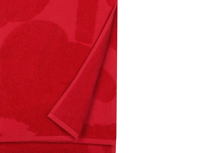 marimekko-unikko-red-towel