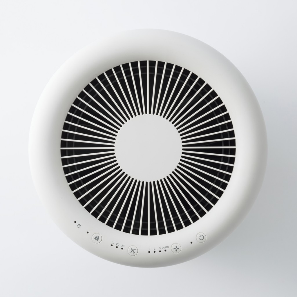 前から気になっていました…無印良品 × バルミューダの空気清浄機がお試し価格に