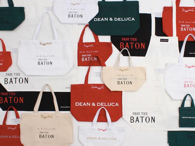 PASS THE BATONの新「DEAN & DELUCAリメイクアイテム」限定発売