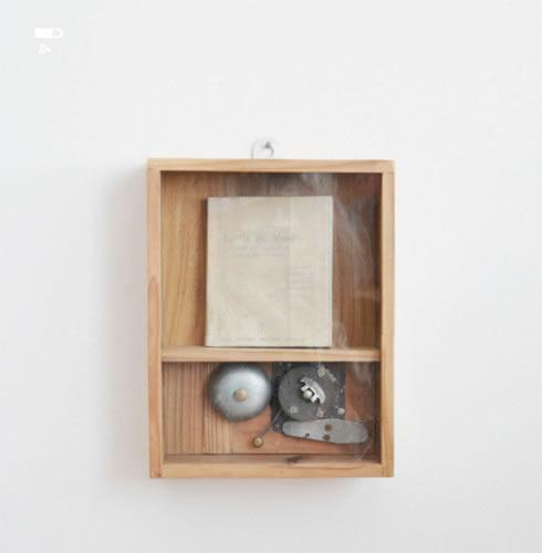 """クラスカで""""箱""""がテーマの展覧会「box / objet」開催"""