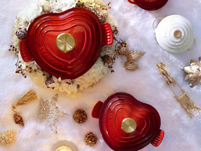ル・クルーゼの2016年クリスマス限定製品リリース