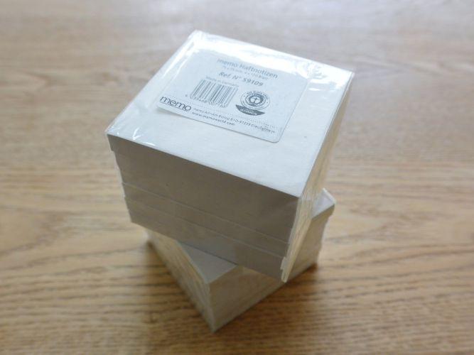 平林奈緒美監修「Organize」で買ったドイツ・memo社の付箋