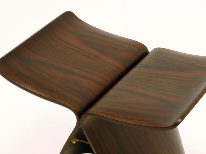天童木工の名作2種が発売当時仕様の特別モデルで数量限定復刻!