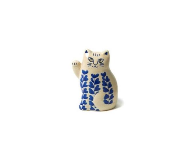 リサ・ラーソンの招き猫「まねくねこ」…限定品です