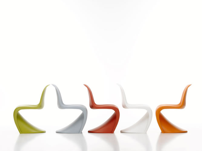 Panton Chair 001