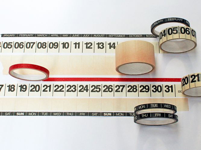Year Round calendar masking tape_002