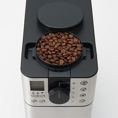 無印良品の新作家電は「豆から挽けるコーヒーメーカー」!