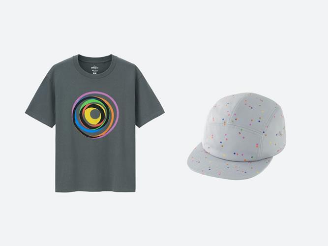 ユニクロ(UT)のマックス・ビル柄アイテム、販売スタート!