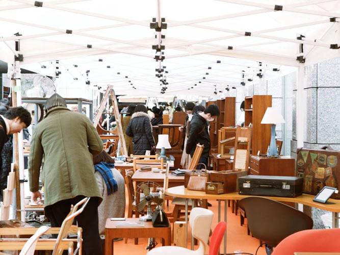 今週末は第6回目の北欧蚤の市「Nordic Lifestyle Market」