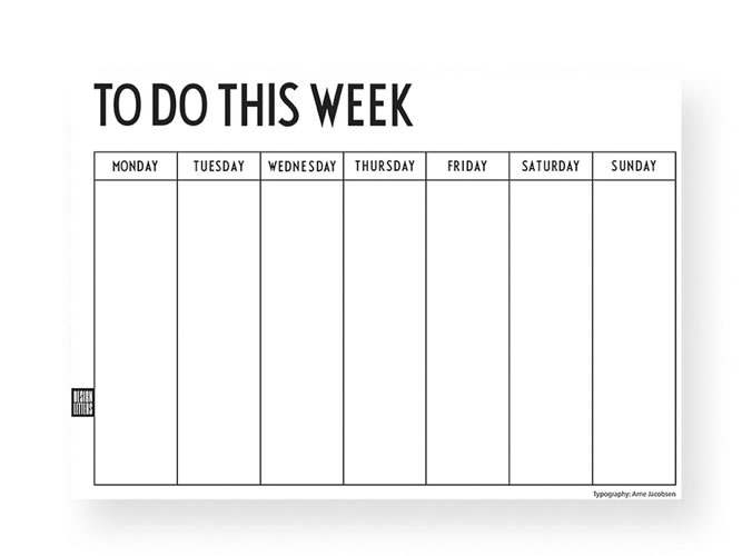 design letters weekly planner_001