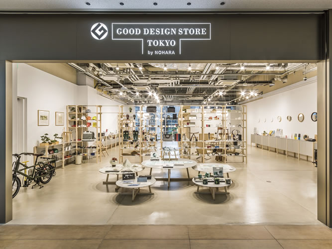 GOOD DESIGN STORE TOKYO by NOHARA_001