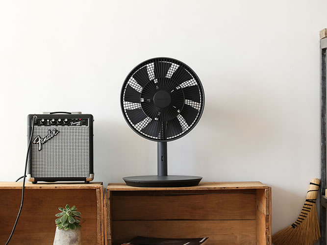 The GreenFan DarkGray Black_003