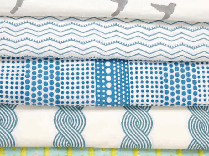 無印良品・Found MUJI × ミナ ペルホネン・皆川明の「インドの布」企画始まりました