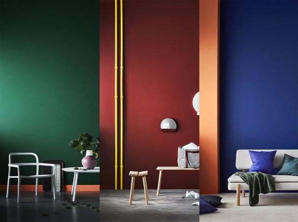 IKEA × HAYの家具コレクションは10月発売