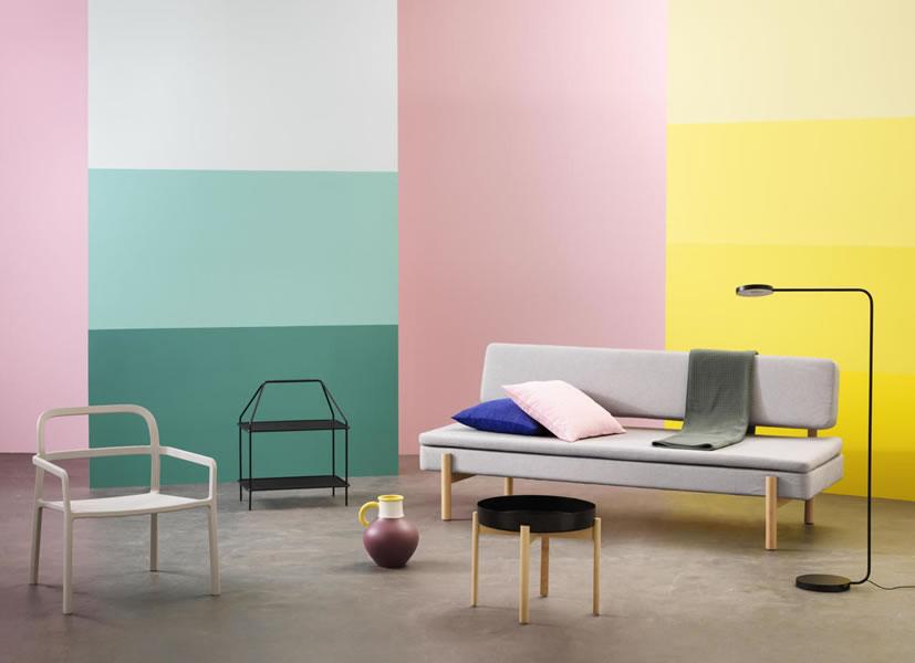 IKEA × HAYの家具コレクションの価格一覧