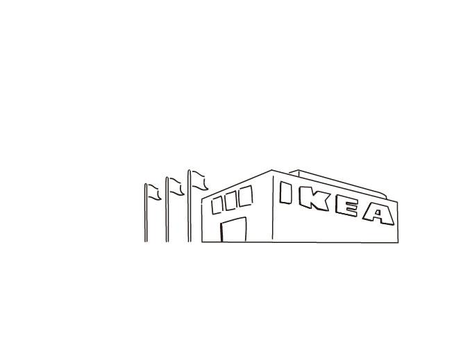 イケアが二子玉川に…IKEA × HAYの家具コレクションも見えるって!?