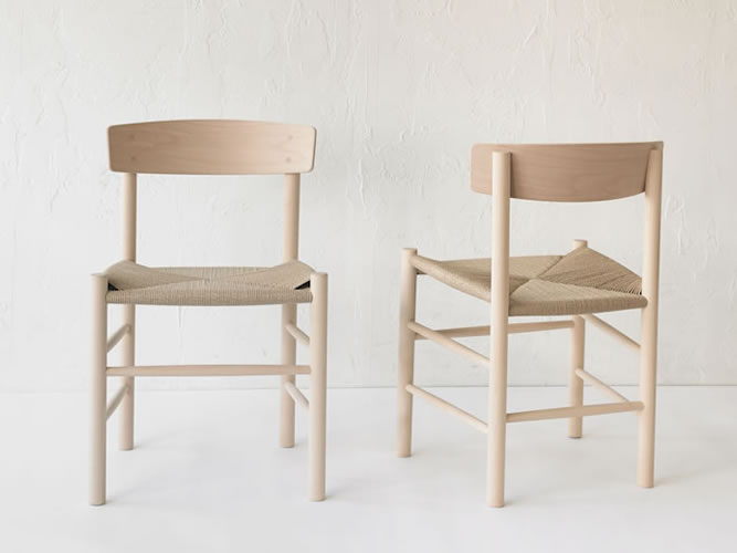 名作椅子「J39」がスペシャル仕様&スペシャル価格