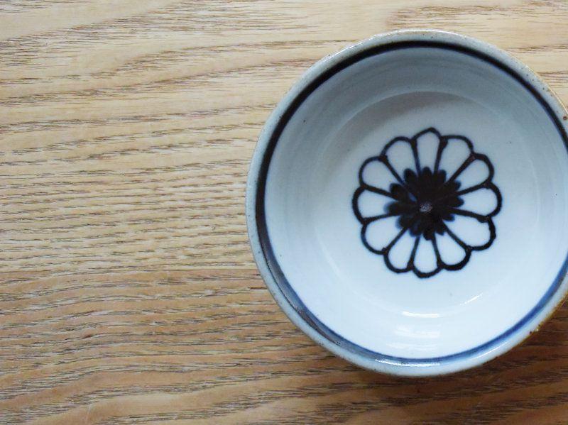 「高島屋民藝展」で買った袖師焼のお皿