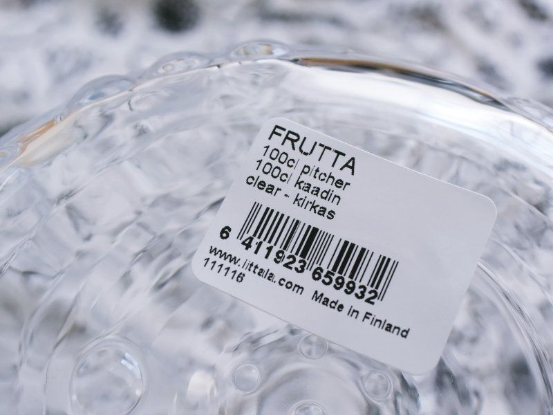 iittala Frutta pitcher_007