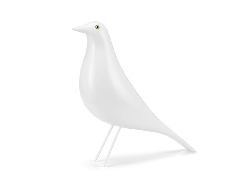 Eames House Bird White Vitra_001