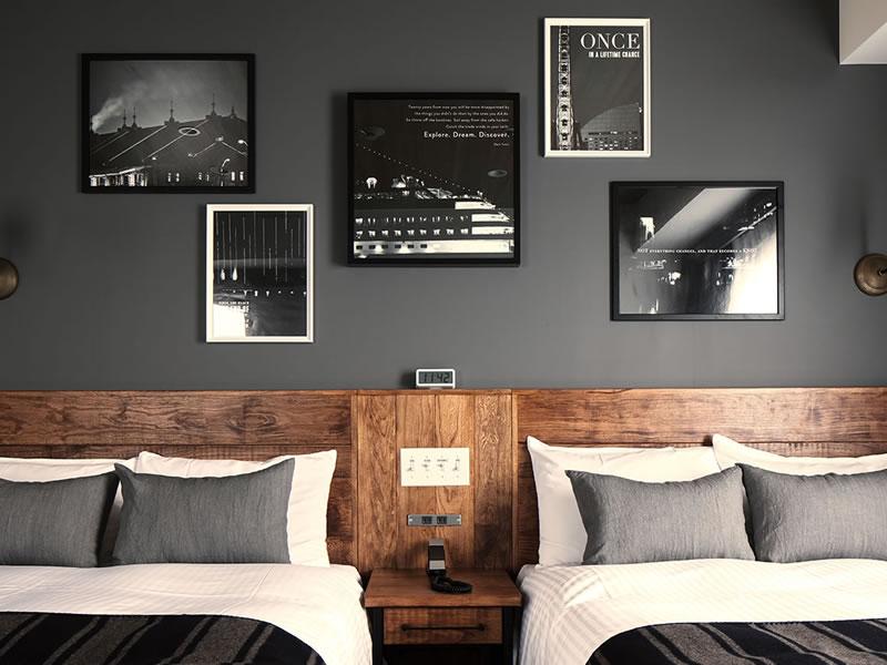 ACME Furnitureがインテリア監修のホテル「HOTEL THE KNOT YOKOHAMA」オープン