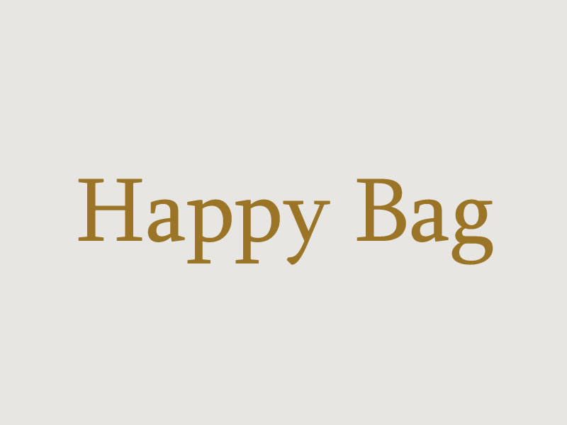 Happy Bag GOLD_001