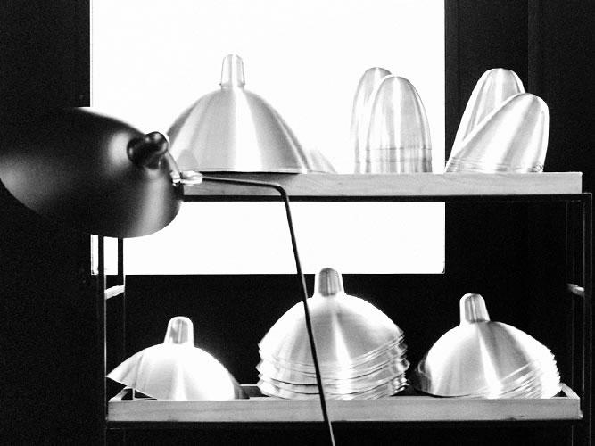セルジュ・ムーユのランプ展…30台限定復刻品も