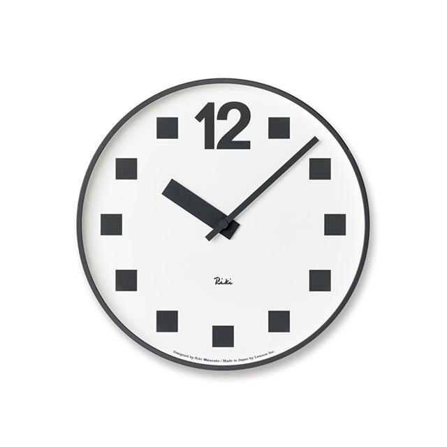 """渡辺力デザイン""""公共の時計""""、発売"""