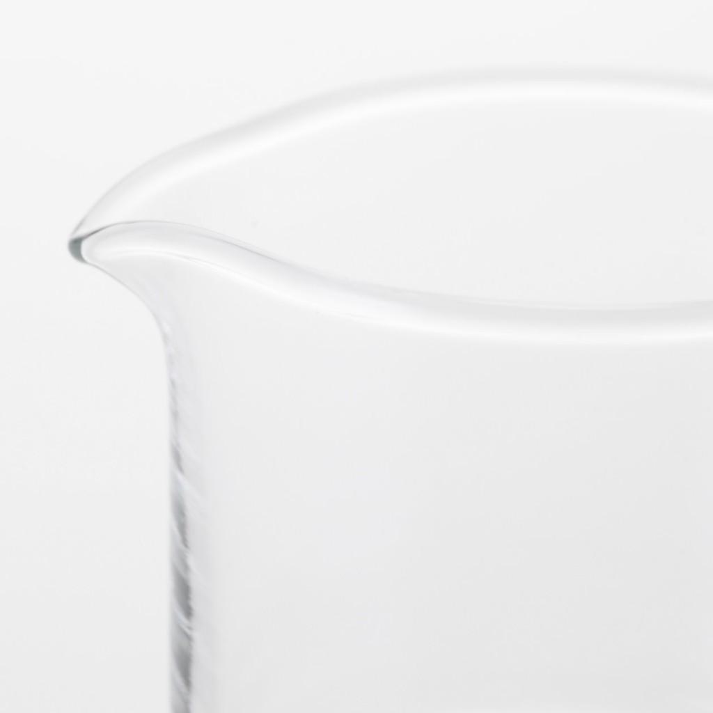 かわいい無印良品のガラス製クリーマー