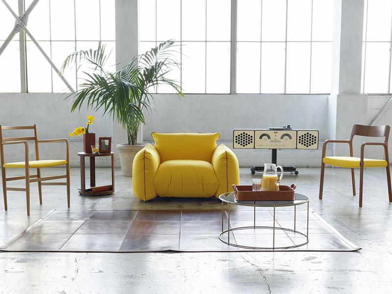 Felisi × arflexのコラボレーション家具