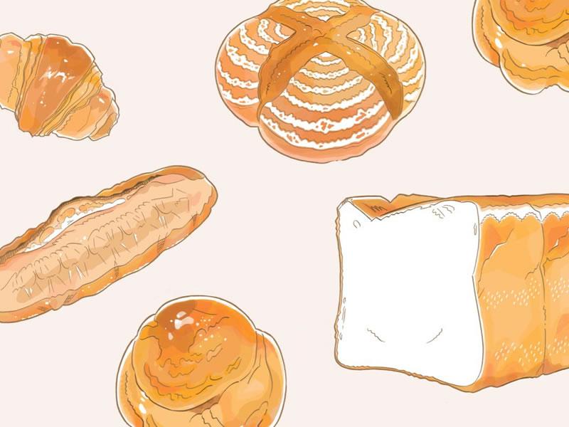 パン好きのためのパンの祭典「ISEPAN!」