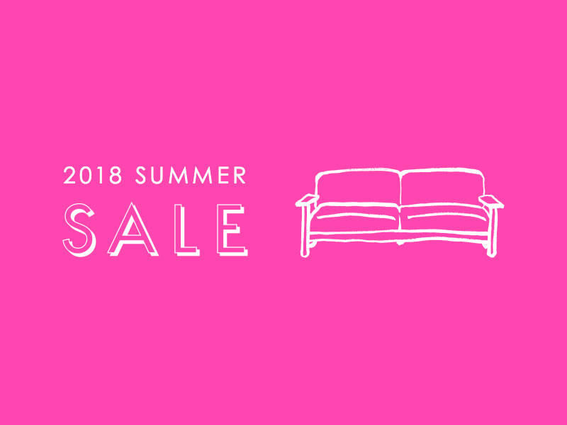 イデーの「IDÉE SUMMER SALE 2018」