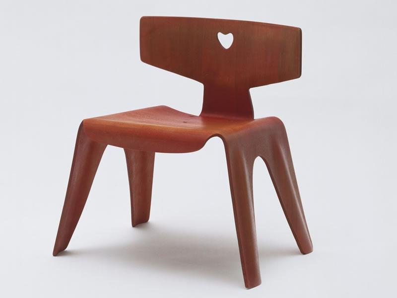 Childs chair eames