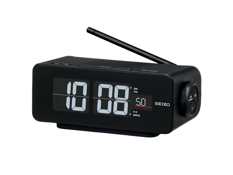 デジタルなパタパタ時計