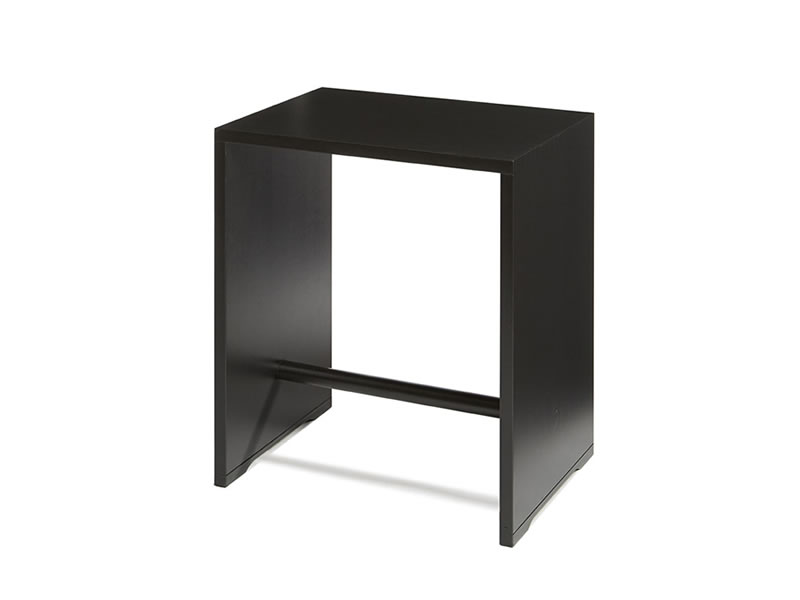Ulm Stool Black_001