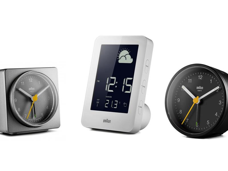 日本未発売のBRAUN(ブラウン)の時計がいくつかあるんですね