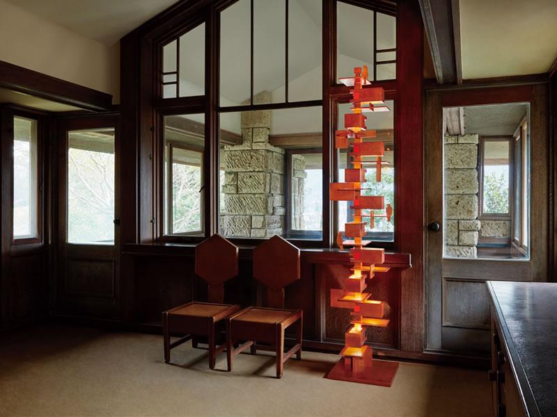 Hommage to Frank Lloyd Wright AKIRA MINAGAWA_001