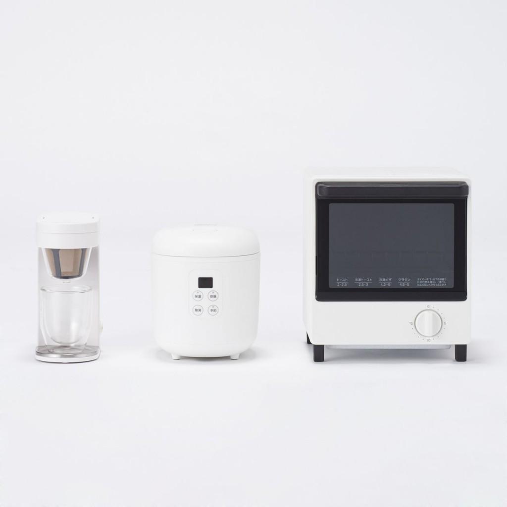 最強でしょ…無印良品の新商品「家電3点セット」
