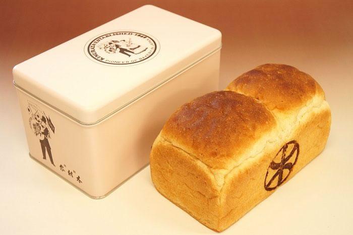 銀座木村家の150周年記念生食パン