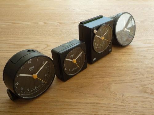BRAUN clock 003