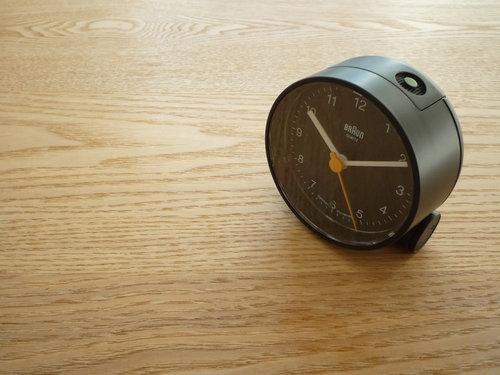 BRAUN clock 004